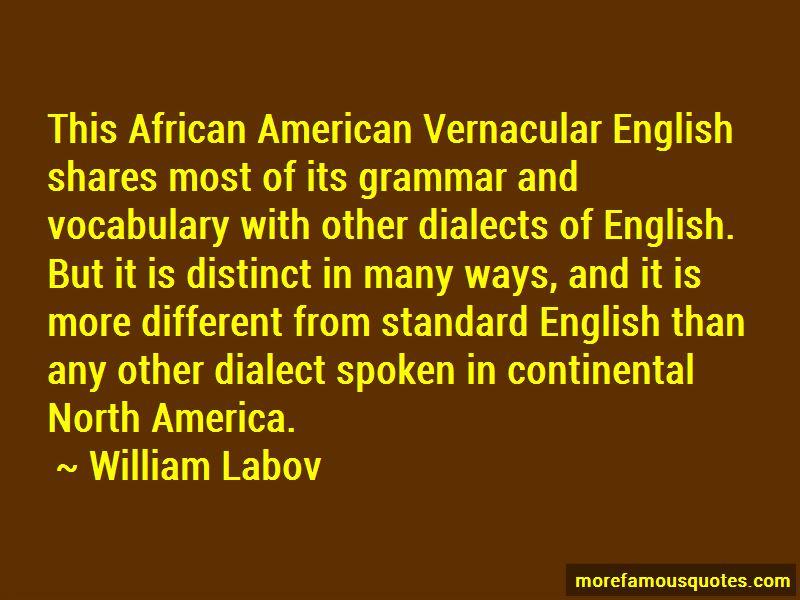 William Labov Quotes Pictures 4
