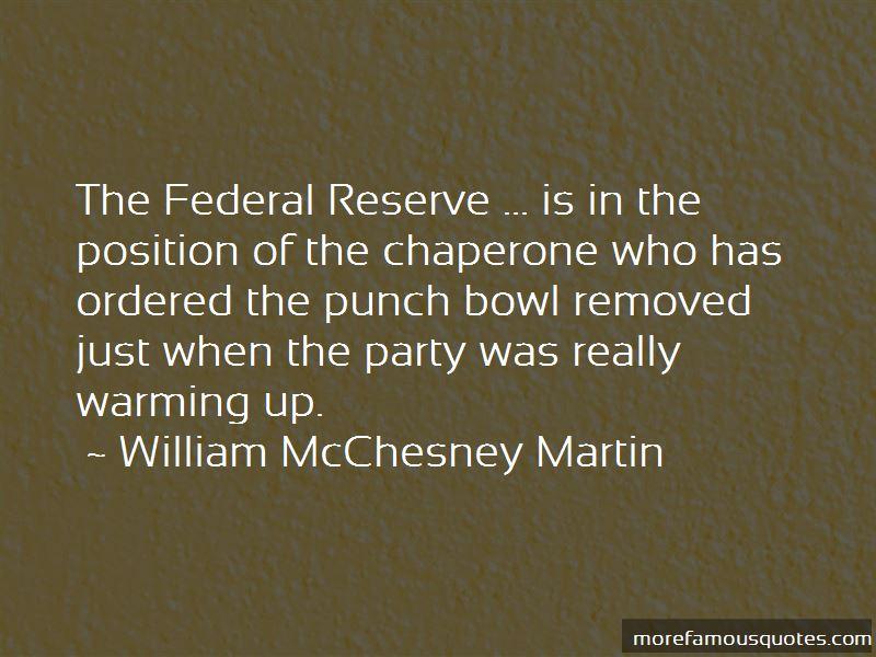 William McChesney Martin Quotes Pictures 4
