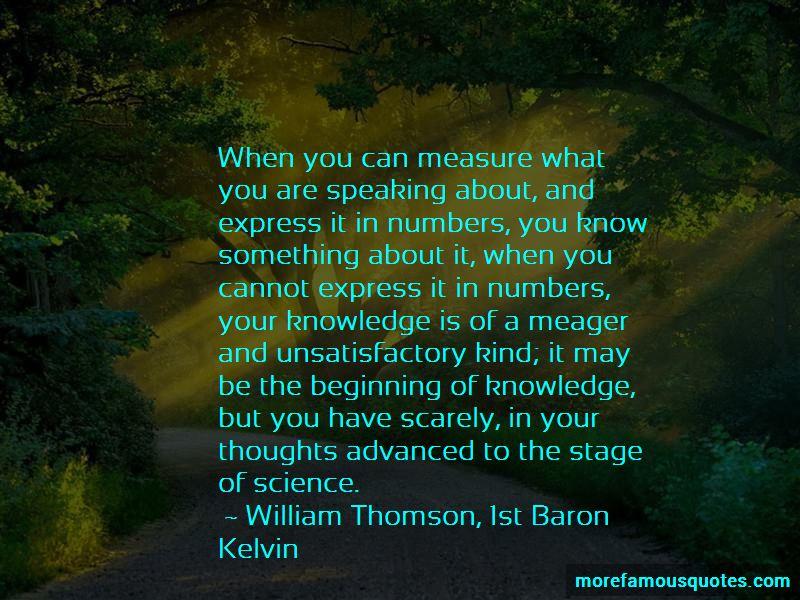 William Thomson, 1st Baron Kelvin Quotes Pictures 2