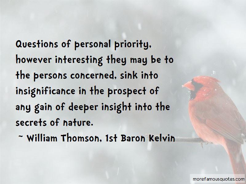 William Thomson, 1st Baron Kelvin Quotes Pictures 4