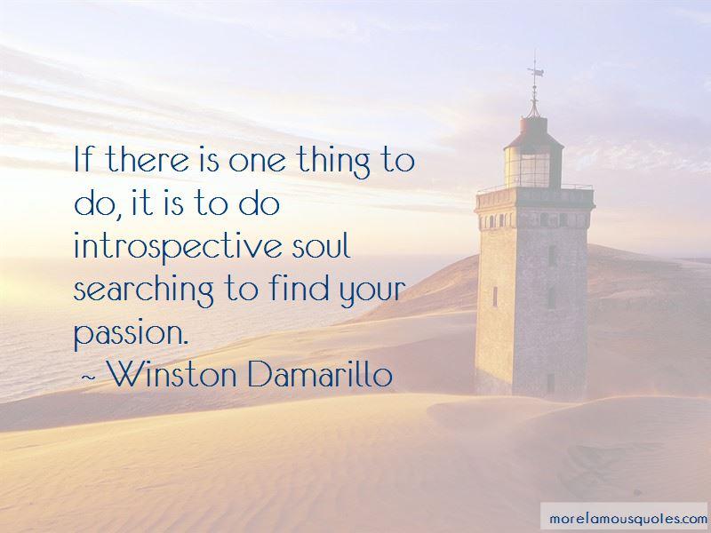 Winston Damarillo Quotes Pictures 3