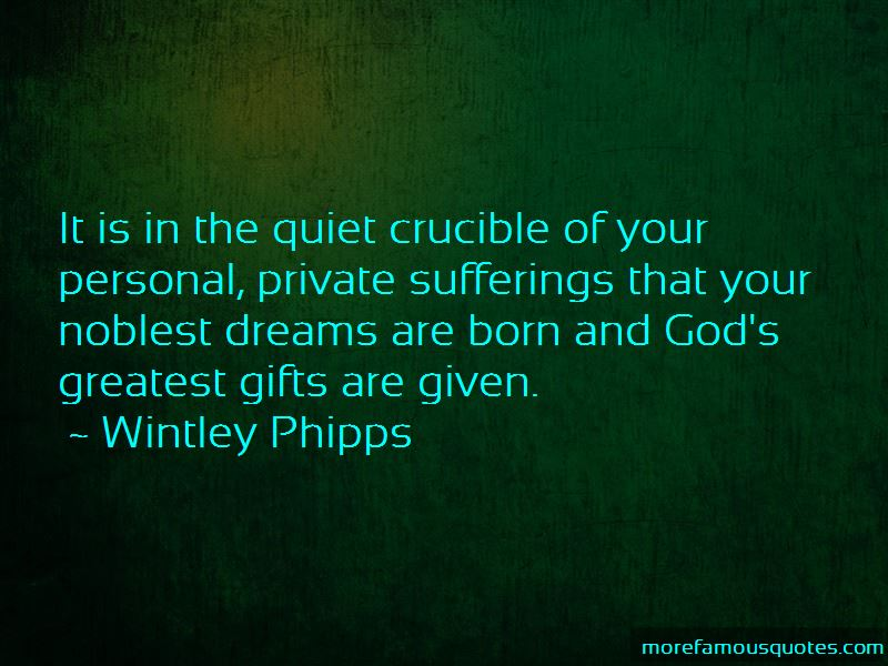 Wintley Phipps Quotes Pictures 2