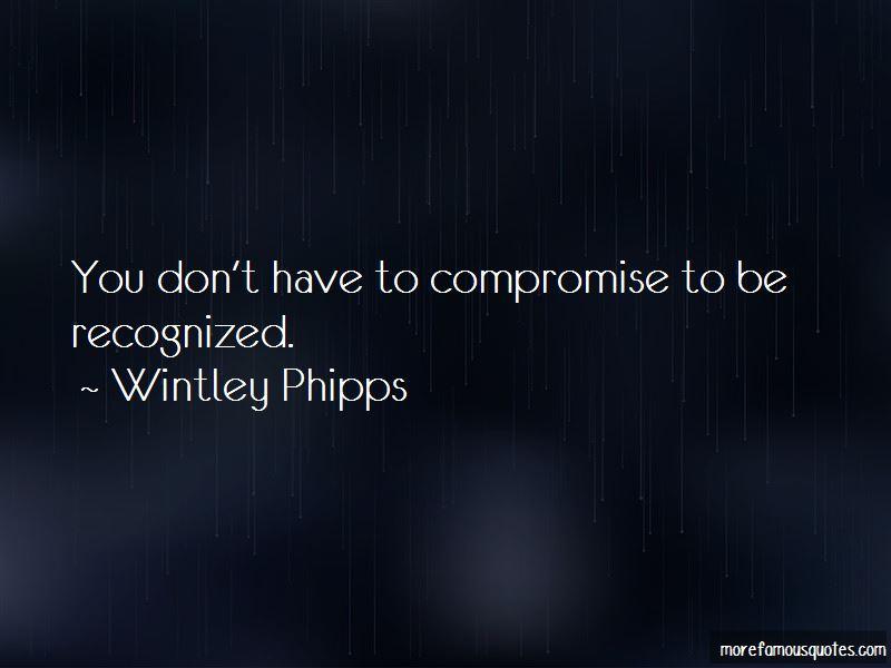 Wintley Phipps Quotes