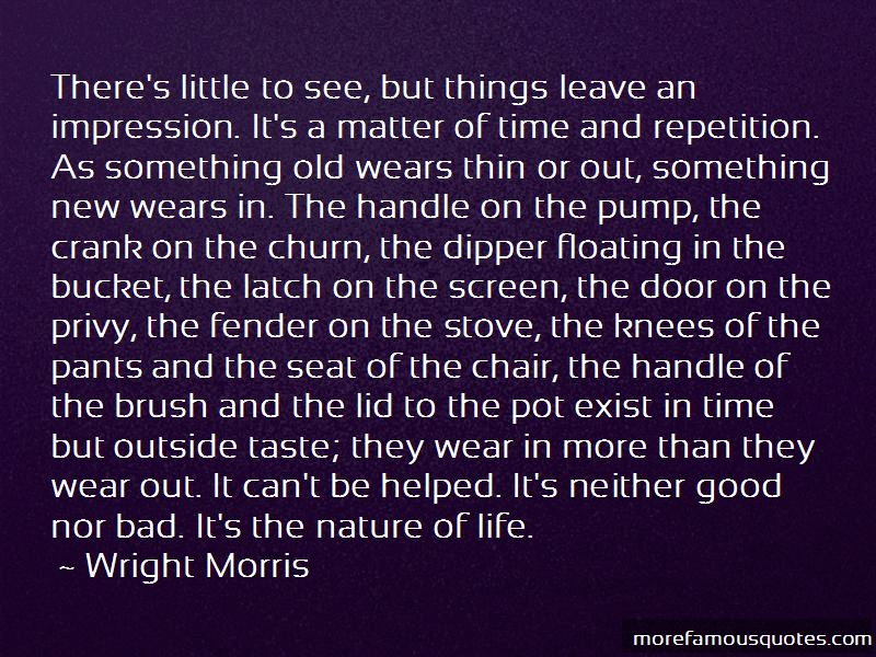 Wright Morris Quotes Pictures 3