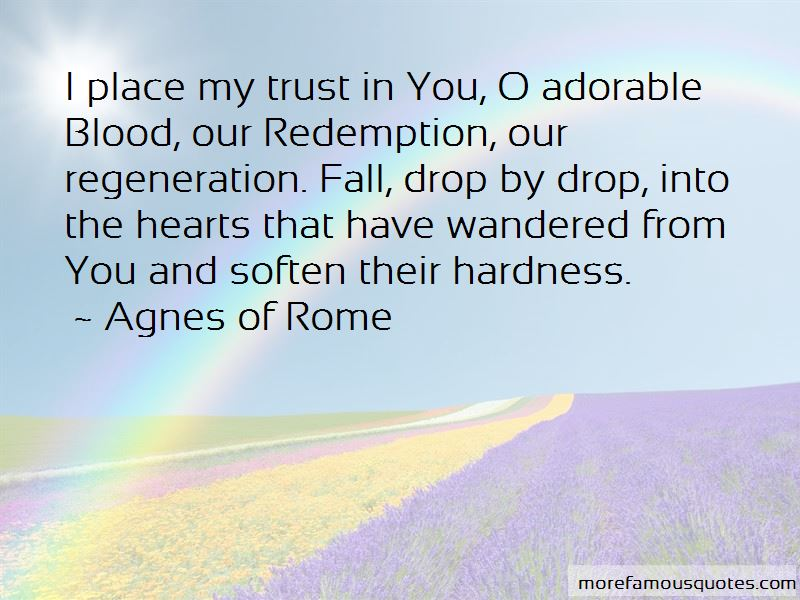 Agnes Of Rome Quotes Pictures 2