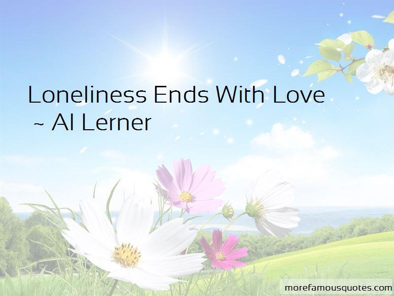 Al Lerner Quotes