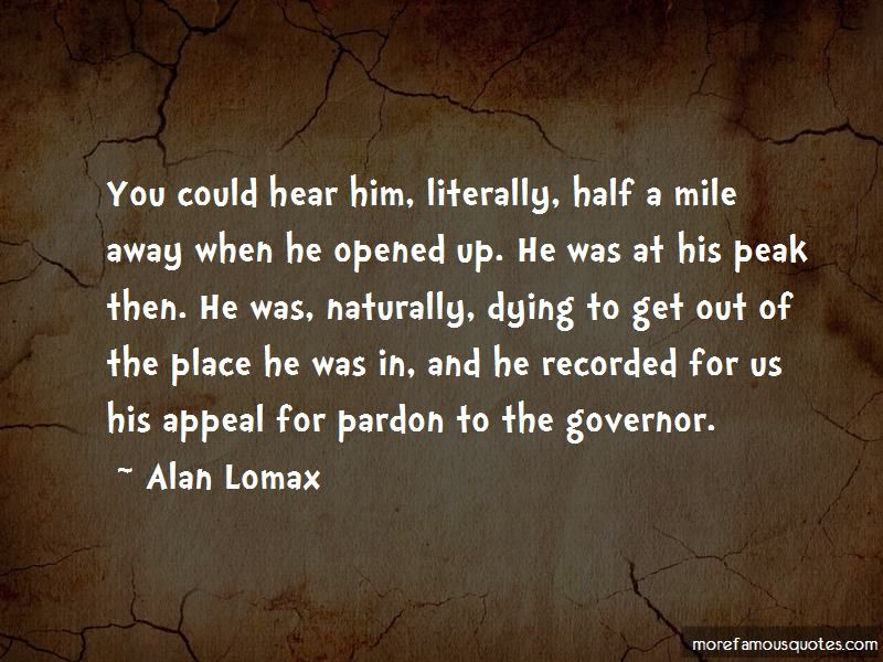 Alan Lomax Quotes Pictures 3
