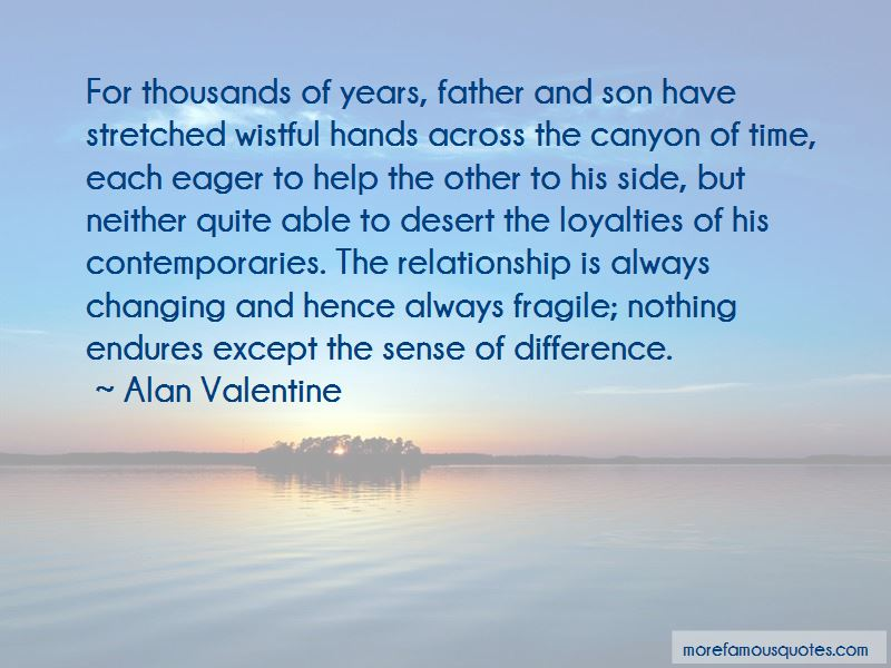 Alan Valentine Quotes Pictures 2