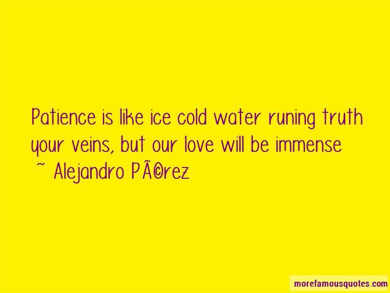 Alejandro Perez Quotes Pictures 2