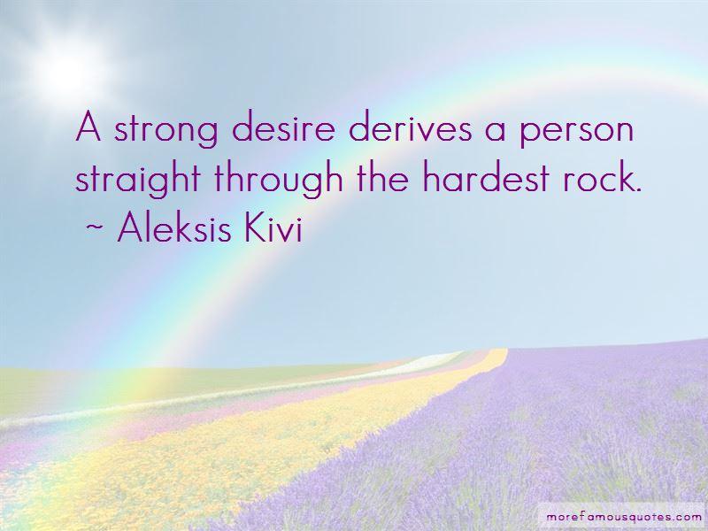Aleksis Kivi Quotes