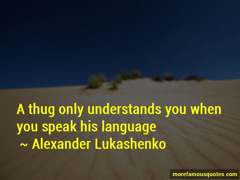 Alexander Lukashenko Quotes Pictures 4