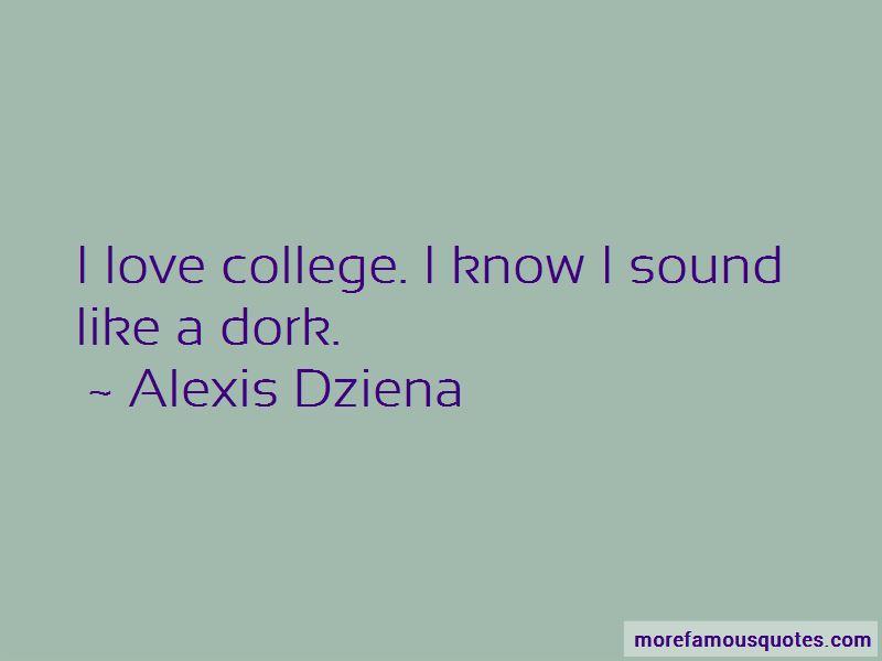 Alexis Dziena Quotes Pictures 2