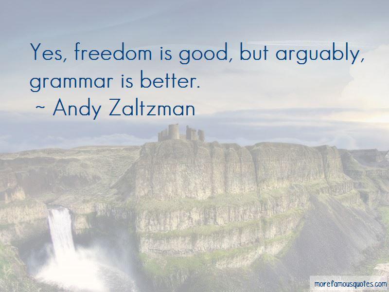 Andy Zaltzman Quotes Pictures 4