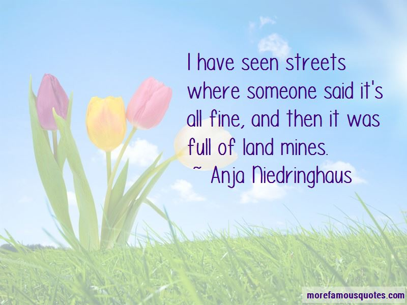 Anja Niedringhaus Quotes Pictures 3
