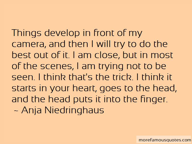 Anja Niedringhaus Quotes Pictures 4