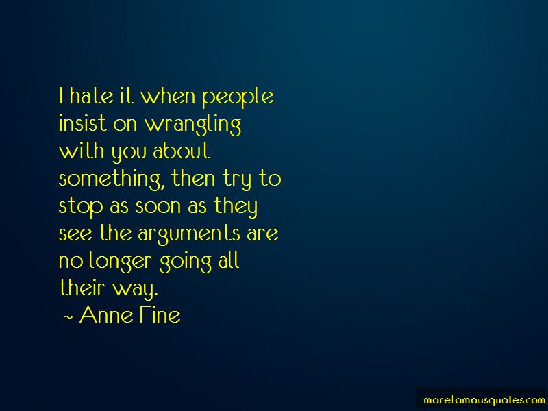 Anne Fine Quotes Pictures 2
