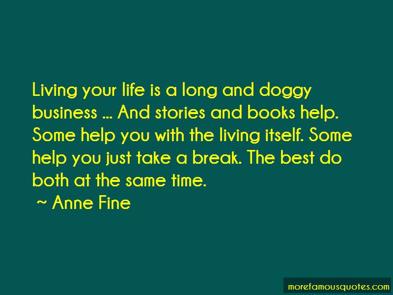 Anne Fine Quotes Pictures 3