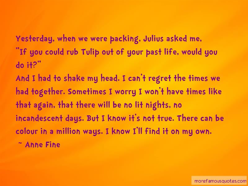 Anne Fine Quotes Pictures 4