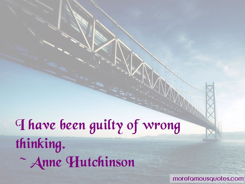 Anne Hutchinson Quotes Pictures 3