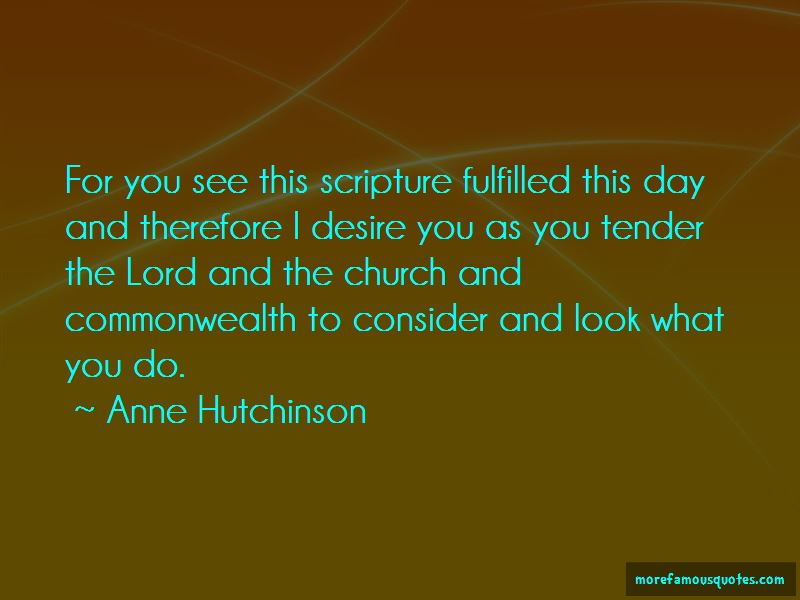 Anne Hutchinson Quotes Pictures 4