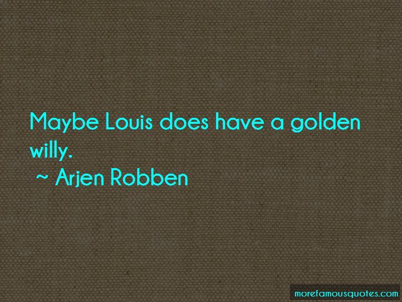 Arjen Robben Quotes Pictures 2