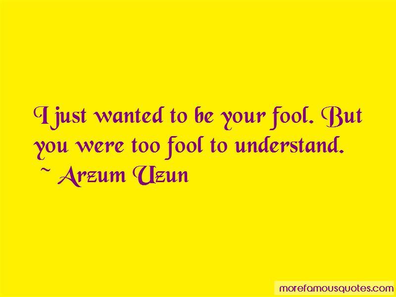 Arzum Uzun Quotes Pictures 2