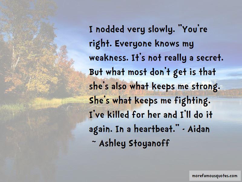 Ashley Stoyanoff Quotes Pictures 2