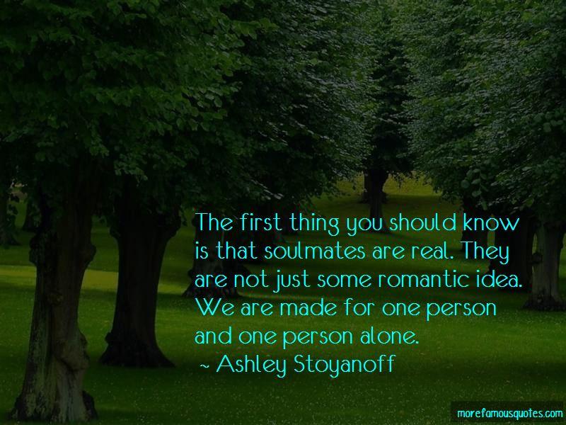 Ashley Stoyanoff Quotes Pictures 3