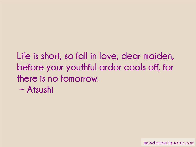 Atsushi Quotes Pictures 2