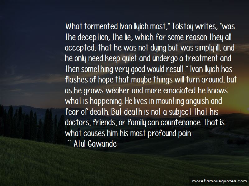 Atul Gawande Quotes