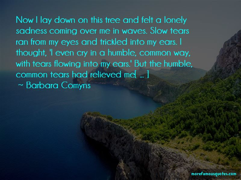 Barbara Comyns Quotes Pictures 2