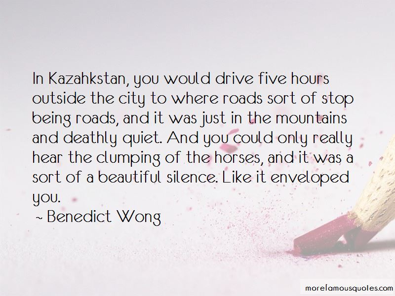 Benedict Wong Quotes Pictures 3