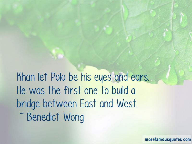 Benedict Wong Quotes Pictures 4