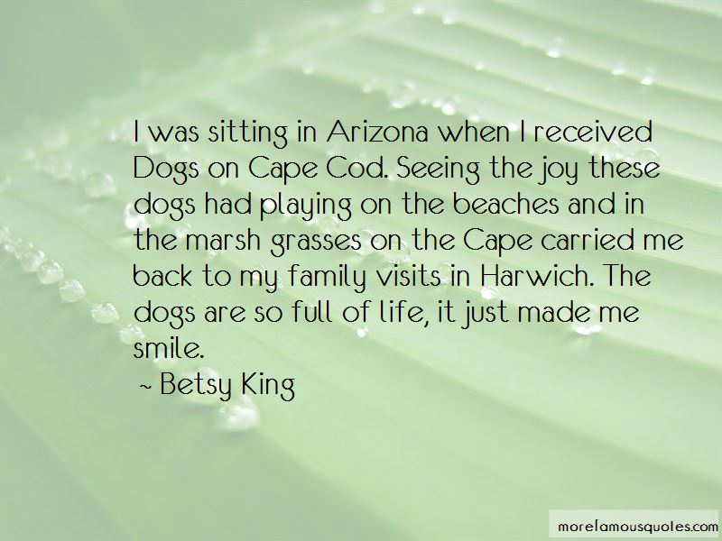 Betsy King Quotes Pictures 2