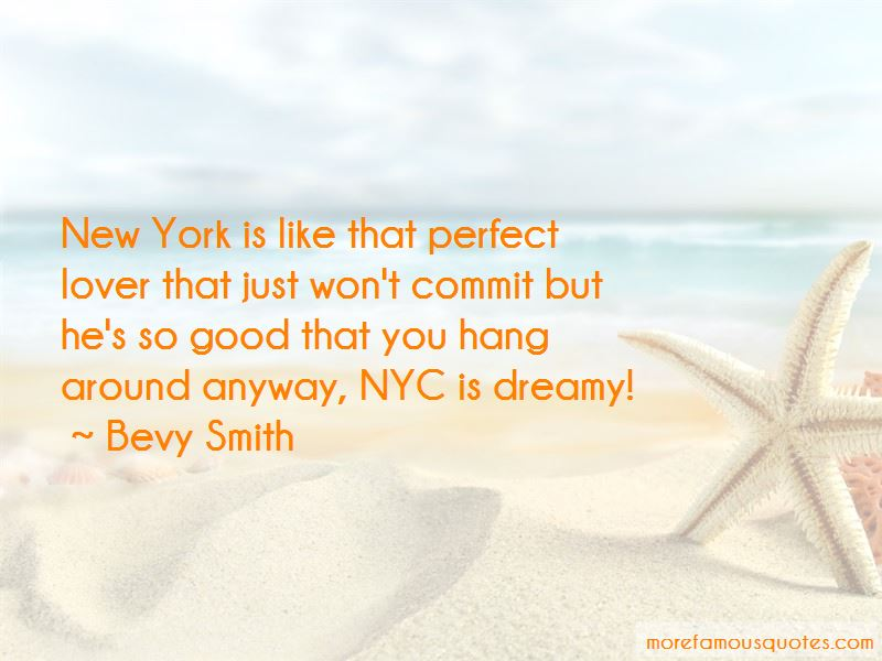 Bevy Smith Quotes