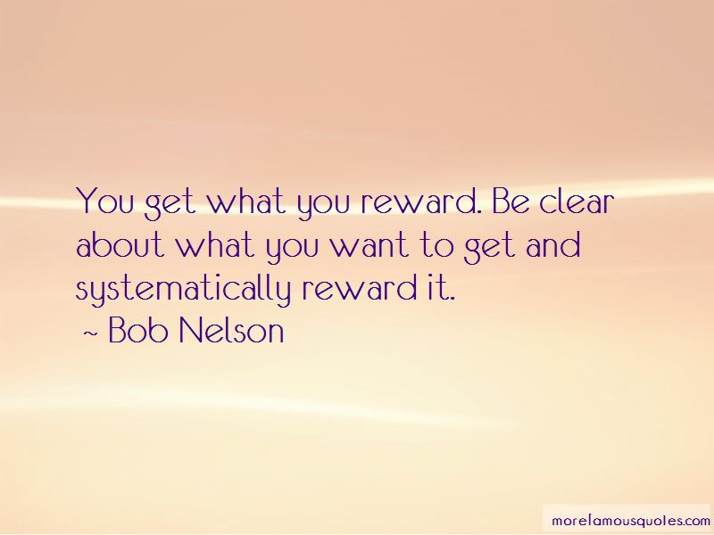 Bob Nelson Quotes Pictures 2