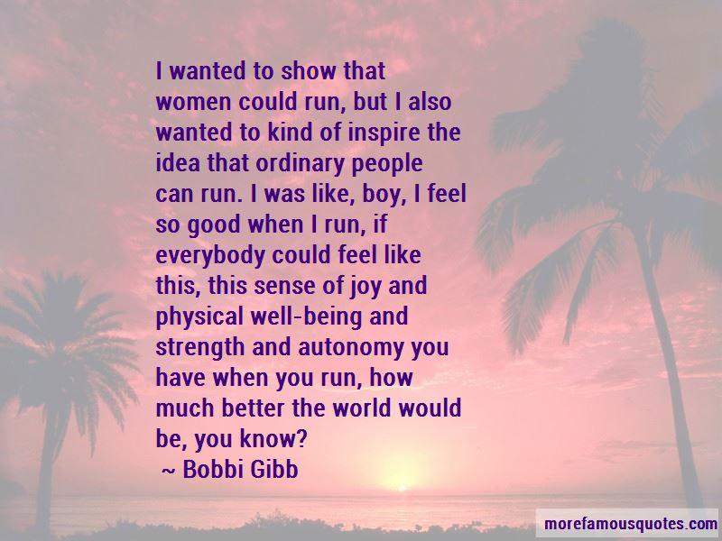 Bobbi Gibb Quotes Pictures 2