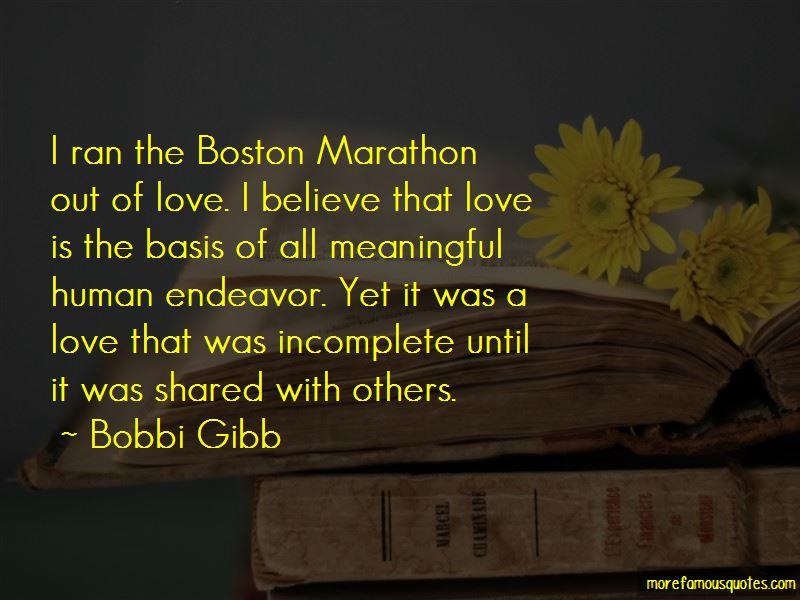 Bobbi Gibb Quotes