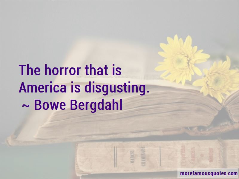 Bowe Bergdahl Quotes Pictures 2