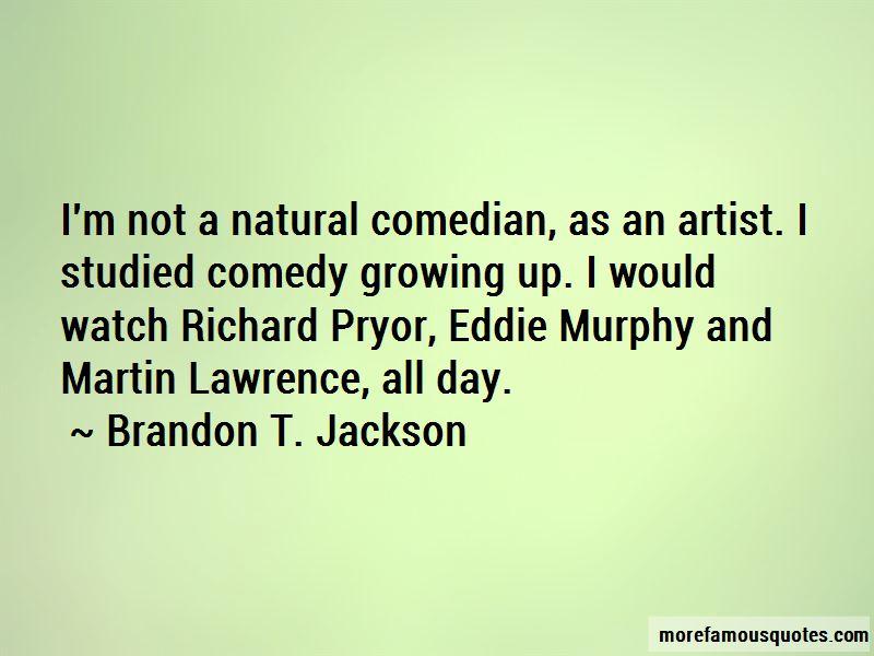 Brandon T. Jackson Quotes Pictures 4