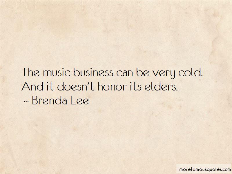 Brenda Lee Quotes Pictures 2