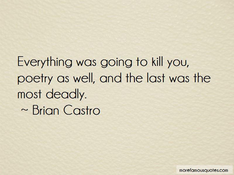 Brian Castro Quotes Pictures 3
