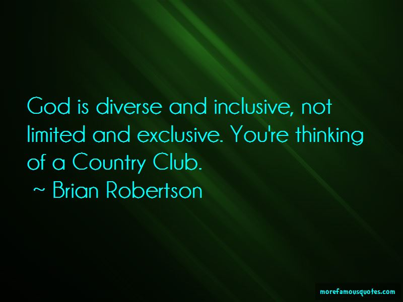 Brian Robertson Quotes Pictures 4