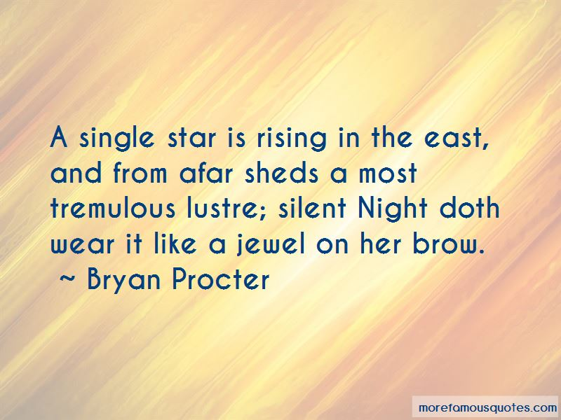 Bryan Procter Quotes Pictures 4