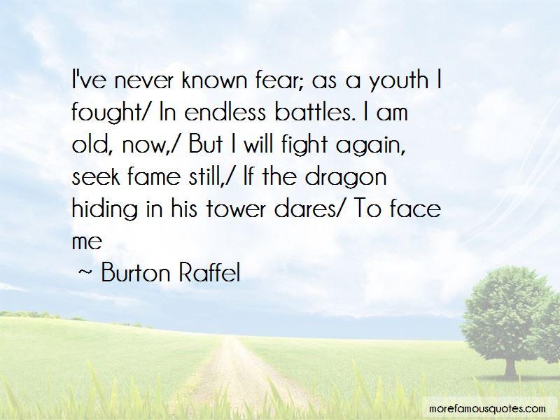 Burton Raffel Quotes Pictures 2
