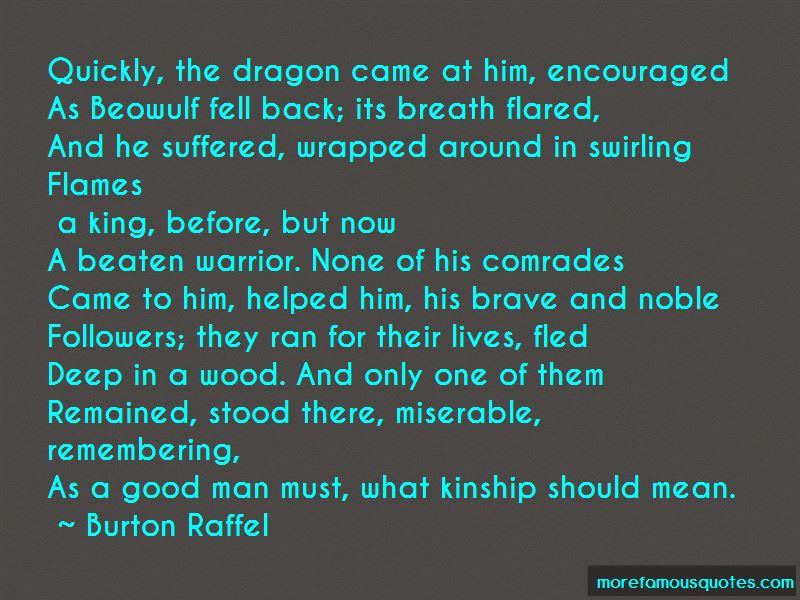 Burton Raffel Quotes Pictures 3