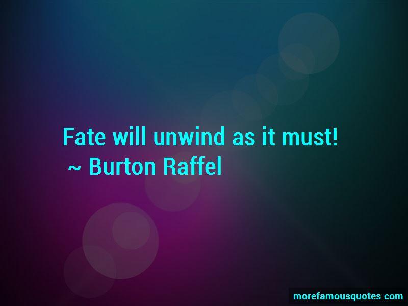 Burton Raffel Quotes Pictures 4