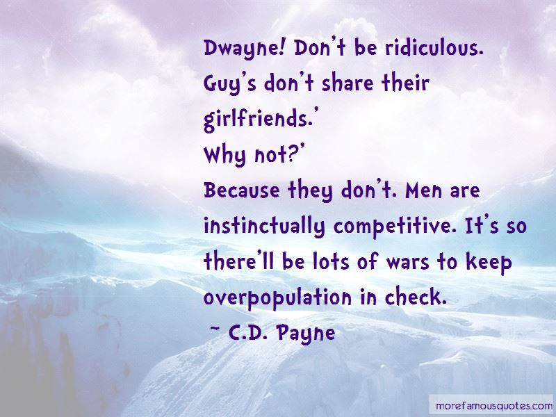 C.D. Payne Quotes Pictures 2