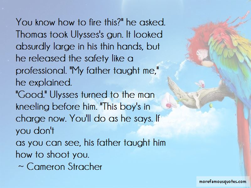 Cameron Stracher Quotes Pictures 3