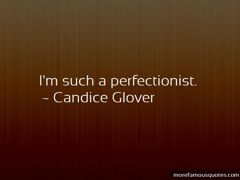 Candice Glover Quotes